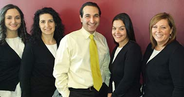 Dr. Dan Haas and his North York Dental Team